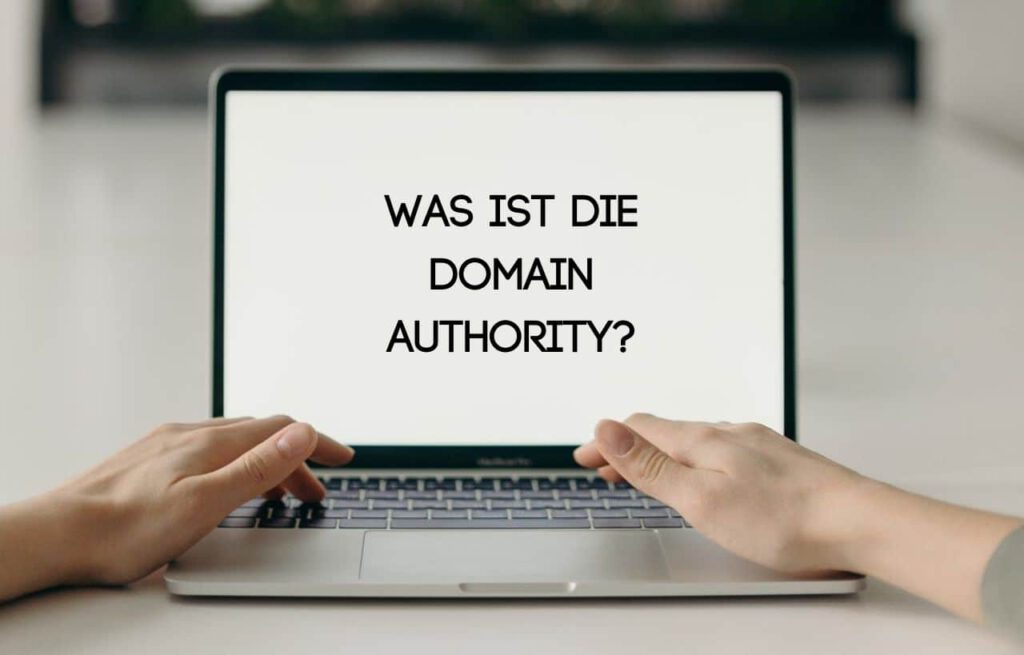 Domain Authority Erklärung
