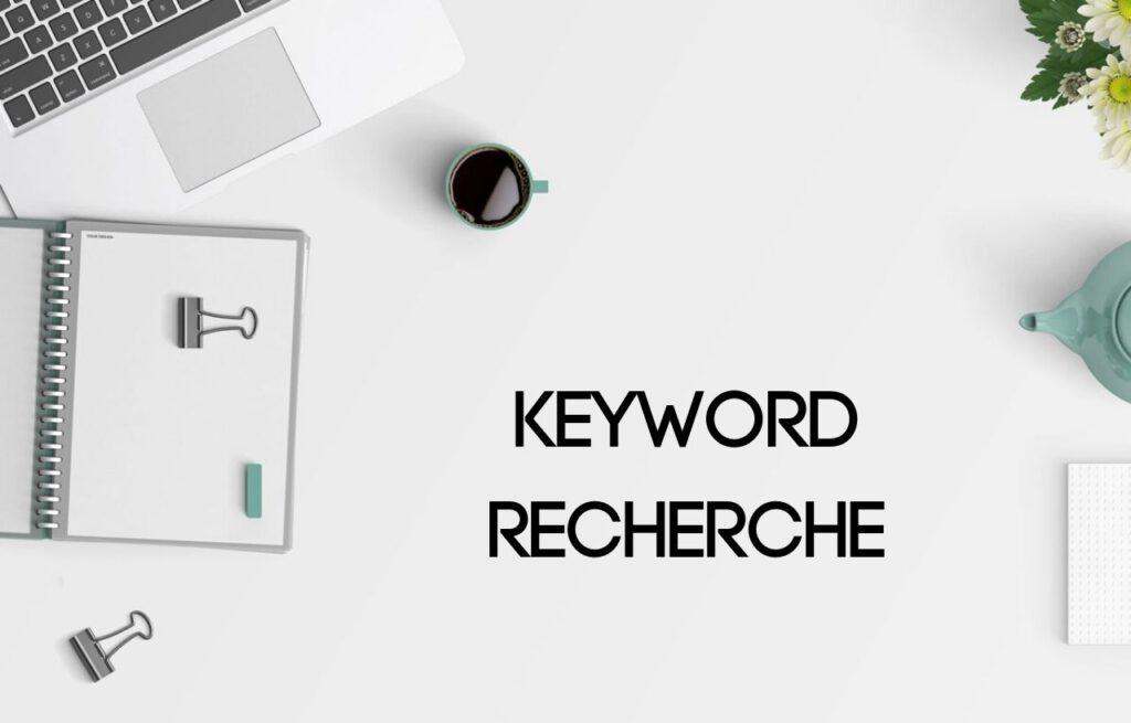 Recherche für Keywords